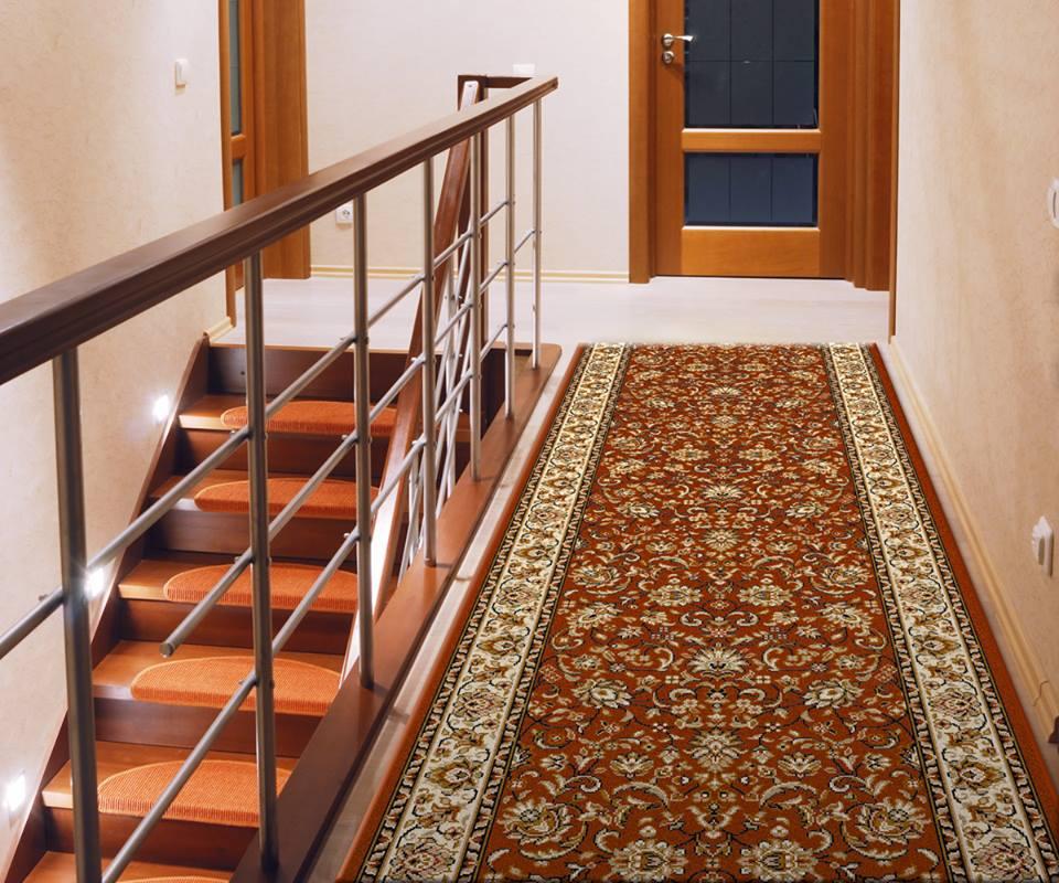 Chodniki i chodniczki, czyli funkcjonalne pokrycie podłogi przedpokoju